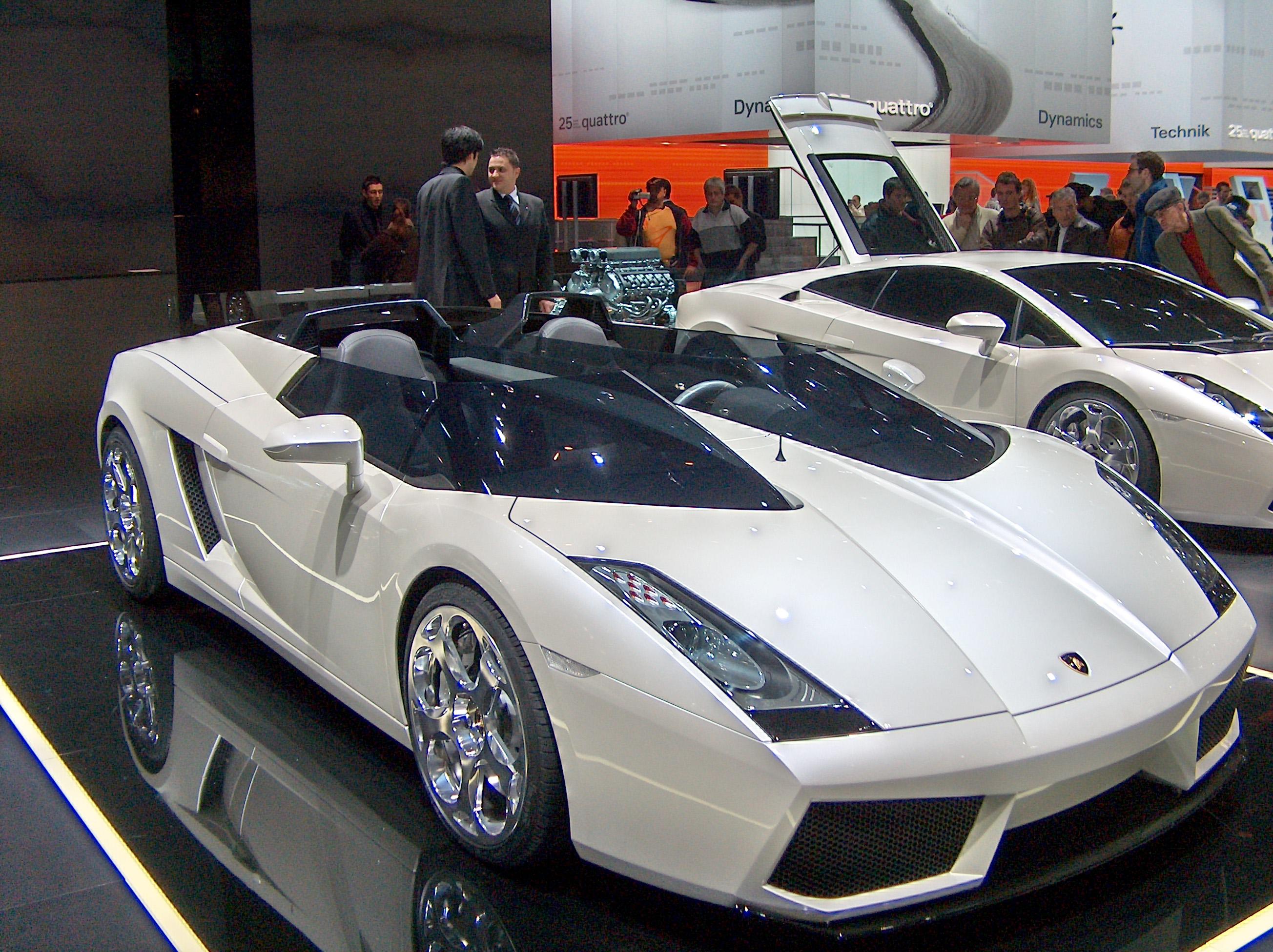 Espada Concept Lamborghini Forum